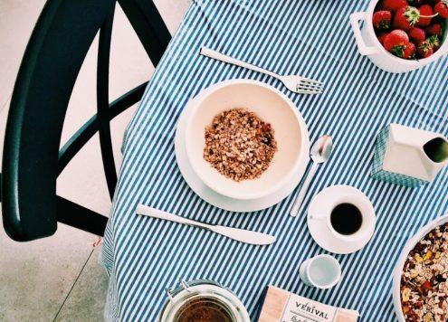 Urgetreide zum Frühstück