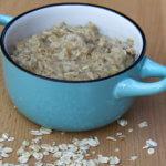 Porridge mit Milch Rezept