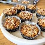 Rezept Lower Carb Granola Muffins
