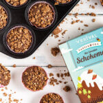 Schoko-Knusper-Frühstücksmuffins