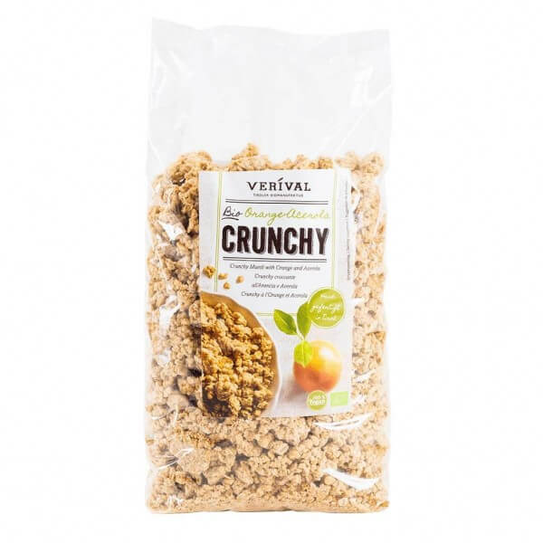 Orange-Acerola Crunchy 1500g