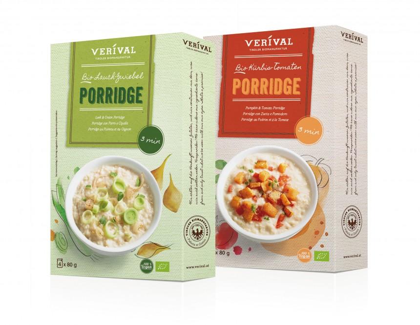 Verival Bio Porridge Pikant