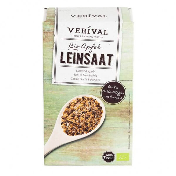 Verival Leinsaat + Dattel & Pflaume