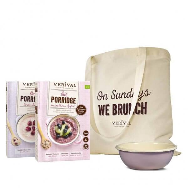 """Porridge-Set """"Für den Beerenhunger"""""""