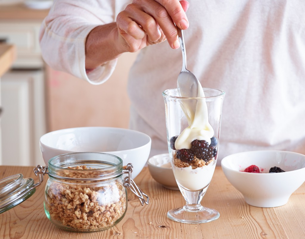 Muesli Cocktail