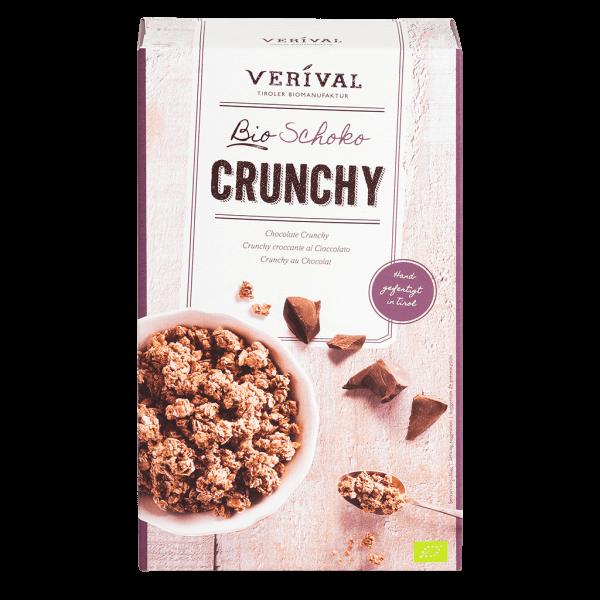 Verival Schoko Crunchy 375g