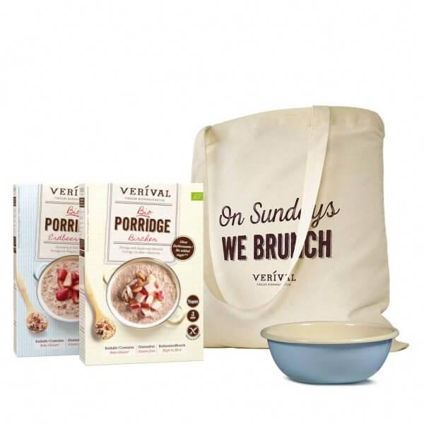 """Porridge set """"For all-rounders"""""""