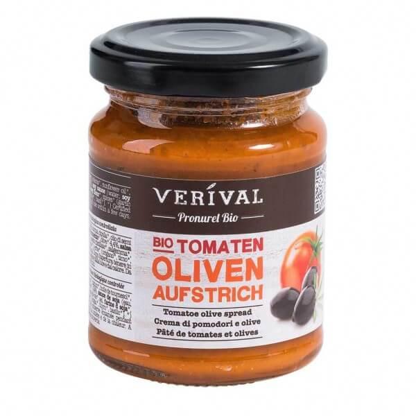 Verival Tomaten-Oliven Aufstrich