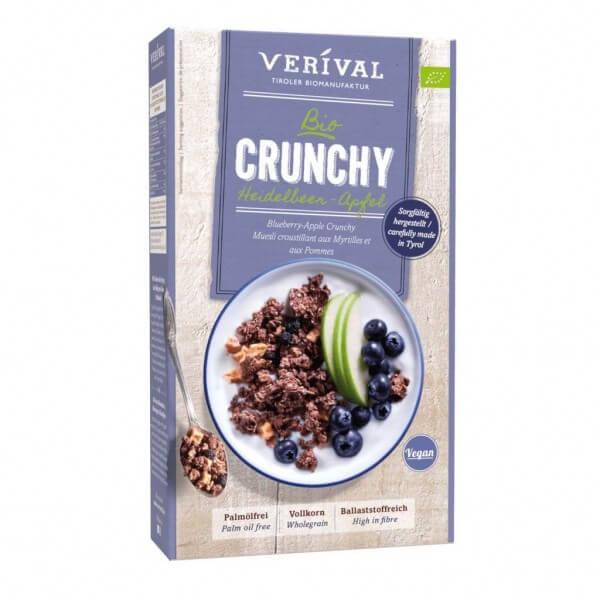 Verival Heidelbeer-Apfel Crunchy