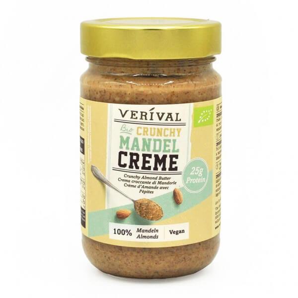 Verival Bio Crunchy Mandel Creme
