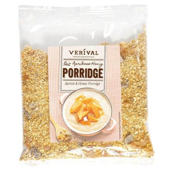 Verival Aprikose-Honig Porridge 55g