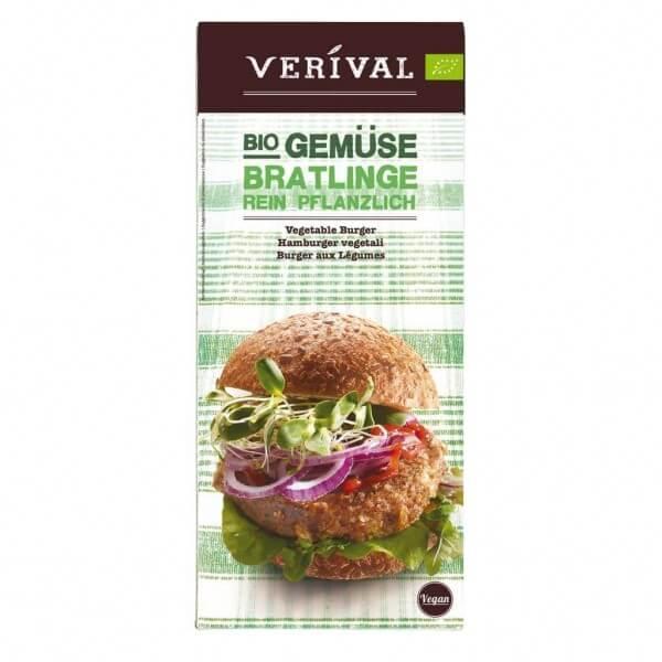 Vegatable burger