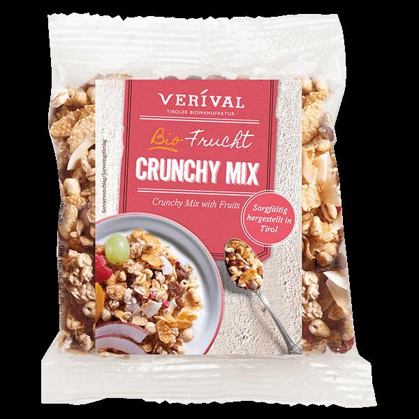 Verival Frucht Crunchy Mix 45g