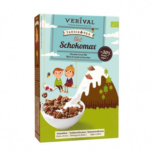 Chocolate Cereal Mix 400g