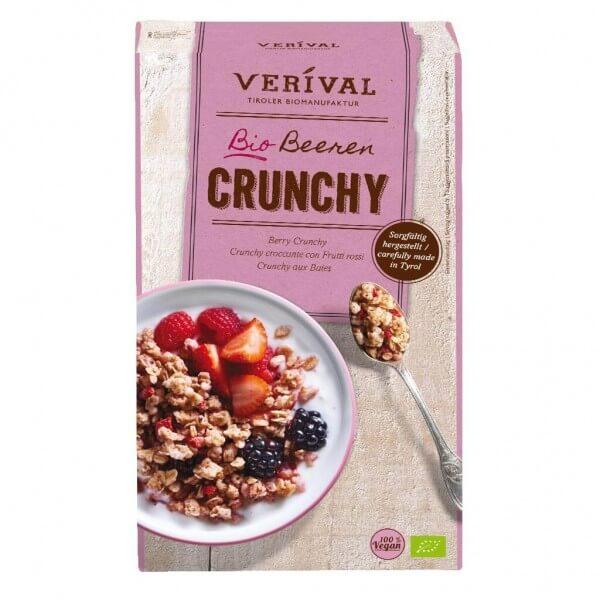 Verival Beeren Crunchy 375g