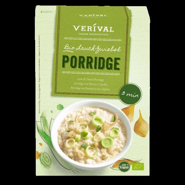 Lauch-Zwiebel Porridge