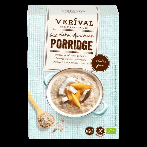 Aprikose-Kokos Porridge