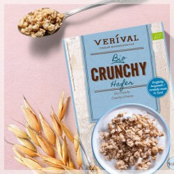 Crunchies and granolas