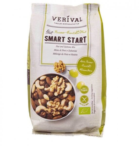 Verival Smart Start Nuss-Fruchtmix
